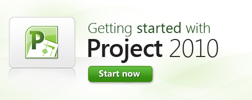 microsoft project 2010 help